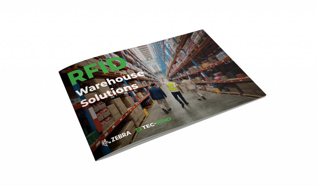 RFID Warehouse Solutions Guide Cover