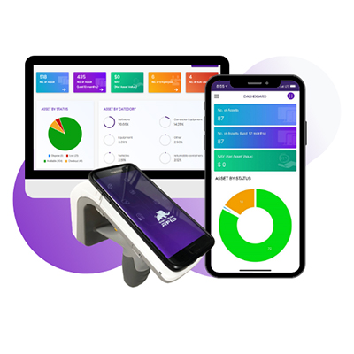 RFID Asset Management Software