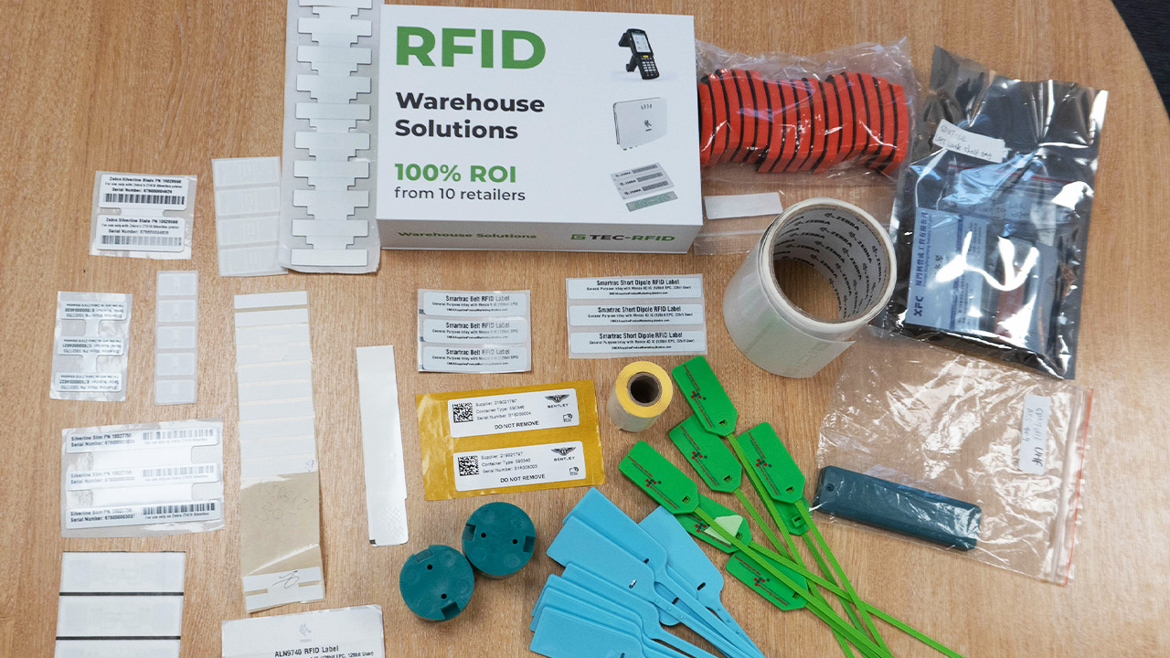 RFID Tag Selection